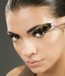 SnakeSkin eye look from colorOn...Professional