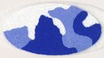 NEW: Blue Camo