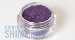 Smooth Purple Royale Shimmer