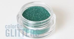 colorOn's Metallic Aqua Glitter