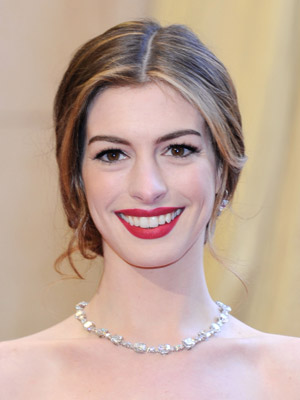 Anne Hathaway/Getty Images
