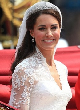 The new Dutchess of Cambridge, a DIY monarch...