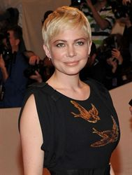 Golden Girl Michelle Williams
