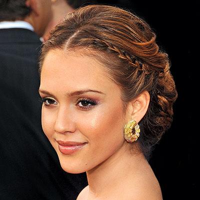 jessica alba eye makeup. Jessica Alba/InStyle.com