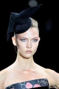 Soft yet precise at Armani Prive