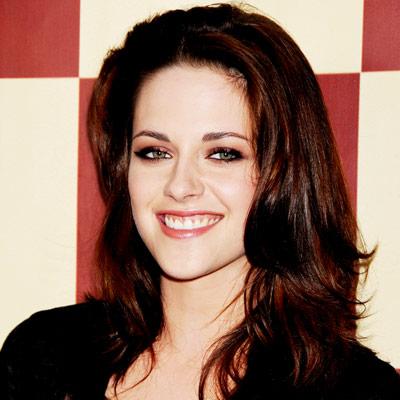 Our Vampy Bronzed Goddess, Kristen Stewart