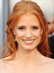 Jessica Chastain, honorable mention, sparkle