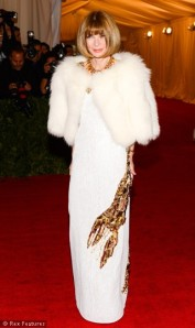 Anna Wintour, Getty Images