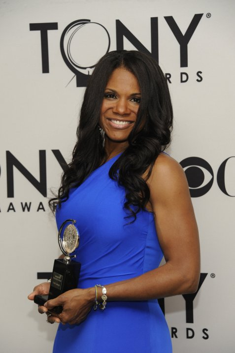Five-Time Tony Award Winner, Audra McDonald