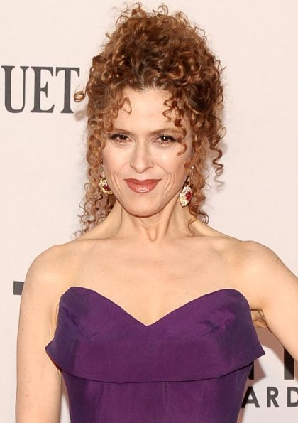 Bernadette Peters' Tony makeup