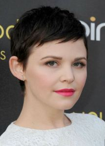 Ginnifer's always-perfect makeup