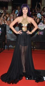 Katy Perry in VAWK at the MuchMusic VMAs in Toronto
