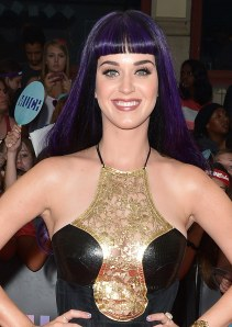 Katy's MuchMusic makeup