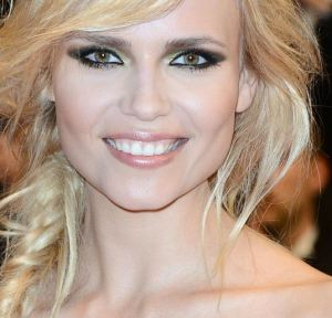 Natasha Poly at the Holy Motors premiere