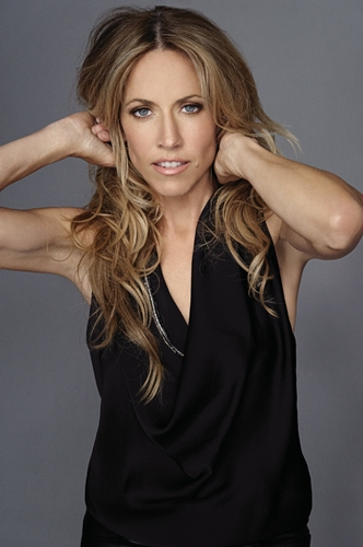 "The ""real"" Sheryl Crow"