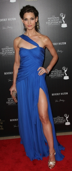 """AMC's"" Alicia Minshew, one of the Daytime Emmys' ""Best Dressed"""