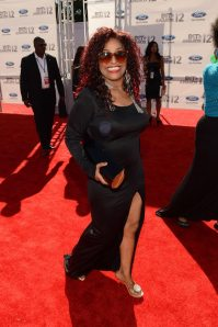Chaka Khan owns the 2012 BET Awards red carpet