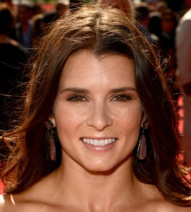 Danica Patrick's makeup at the ESPY Awards