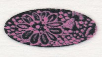 Winter Pink Veil